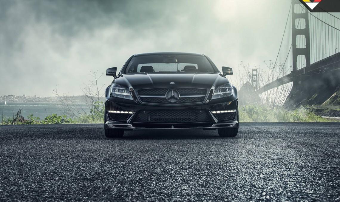Mercedes-Benz CLS63 AMG by Vorsteiner – New Photos