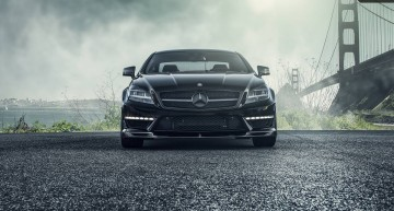 Mercedes-Benz CLS63 AMG by Vorsteiner – New Photos