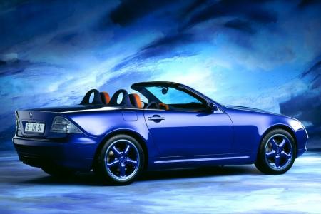 SLK Concept Car II   MercedesBlog.com