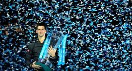 Djokovic Wins ATP World Tour Finals, sponsored by Mercedes-Benz