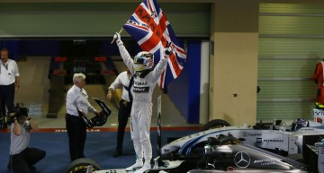 Lewis Hamilton is the New F1 World Champion