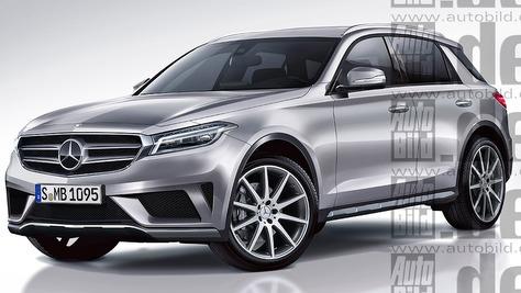 Future Mercedes Gle And Gls