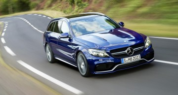 Mercedes-Benz models nominated to Best Car to Buy 2015