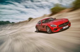 Mercedes-Benz reveals AMG GT behind the scene testing. VIDEO