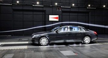 New Maybach models won't get AMG versions