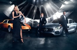 Autumn/Winter 2015: Mercedes-Benz Champions of Fashion