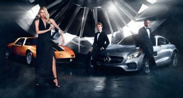 Autumn/Winter 2015: Mercedes-Benz Champions of Fashion