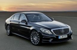 The Ladies' Choice: Mercedes-Benz S-Class