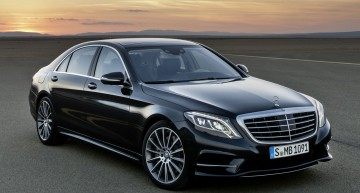 Uber allegedly pays $9.6 billion for over 100,000 Mercedes S-Class limousines