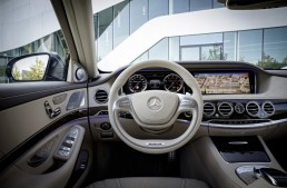 The G Clef in the S-Class