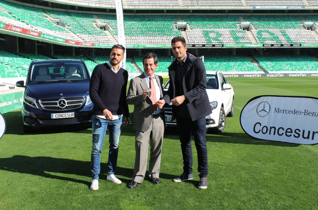Real Betis – Mercedes-Benz: The Best or Nothing