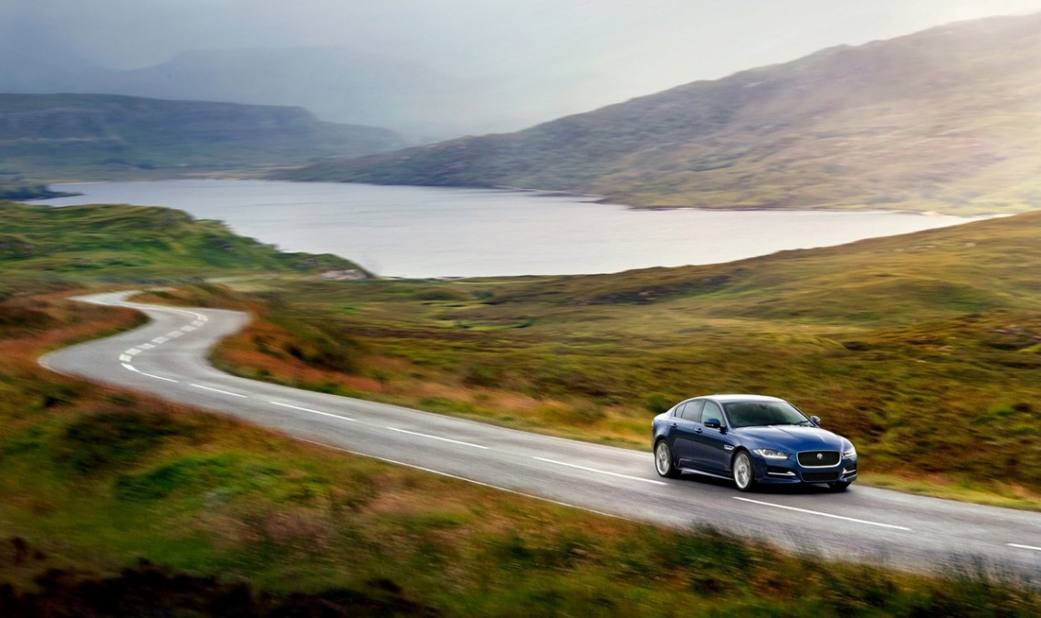 New competitor for the E-Class confirmed – 2016 Jaguar XF