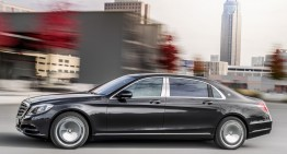 Mercedes-Maybach S600 receives a starting price tag of €187,841