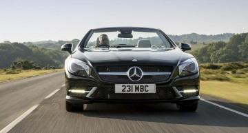 Mercedes-Benz SL 400 gets a review from Car Magazine