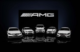 Mercedes-AMG will offer five limited edition White Series scale models