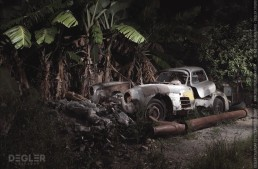 Mercedes-Benz 300SL Gullwing found in Cuba. VIDEO
