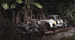 Mercedes-Benz 300SL Gullwing found in Cuba. VIDEO