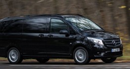 First Review Mercedes-Benz Vito 190 BlueTEC Tourer SELECT