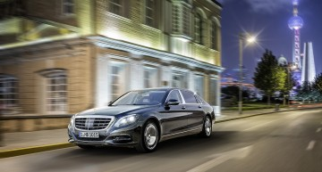 Over 10 Orders for Mercedes-Maybach S 600 from Vietnam