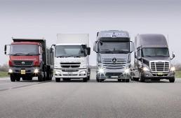 Daimler Trucks sold Almost 500,000 Trucks in 2014