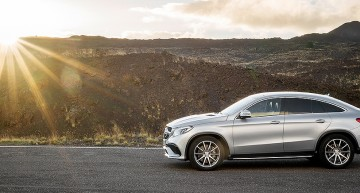 Mercedes-AMG GLE 63 Coupé – Don't Forget to Breathe!