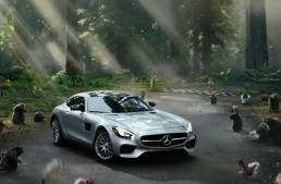 The long awaited Mercedes-Benz ad – This is no fairytale!