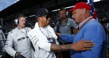 Niki Lauda says that Hamilton will stay with Mercedes