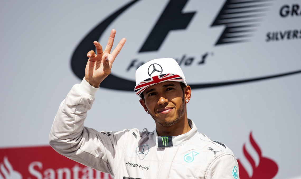 Lewis Hamilton plans to start a Music Career