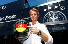 Rosberg is Training to Become World Champion