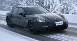 Porsche Panamera readies for 2016 launch – latest spy pictures