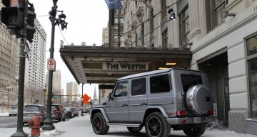 Welcome to Detroit!  The Final Countdown for the Auto Show