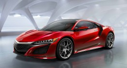 Acura NSX Reborn. Should the Mercedes-AMG GT be Afraid?