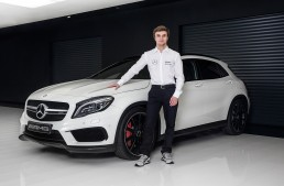 Lucas Auer joins Mercedes in DTM