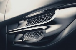 Bentley's first SUV will be called Bentayga