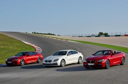 Facelifted BMW 6 Series Family Debuts in Detroit