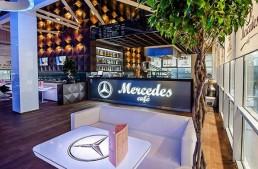Mercedes-Benz Café – The Aroma of the Brand
