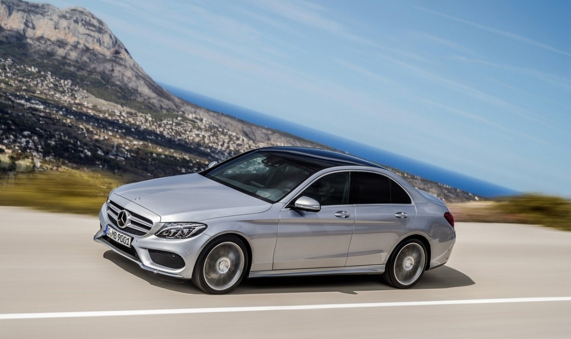 Euro NCAP: Mercedes-Benz C-Class, the Safest Large Family Car