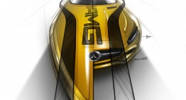 Mercedes teases an AMG GT S inspired Cigarette powerboat