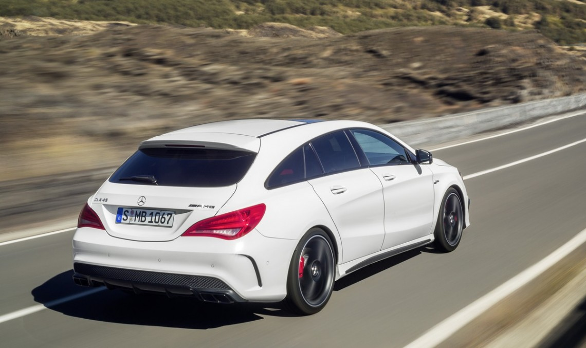 Mercedes-Benz CLA Shooting Brake pricing details released