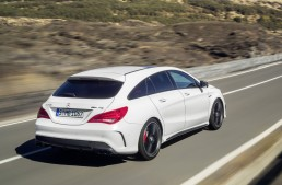 Mercedes-Benz CLA Shooting Brake pricing details released