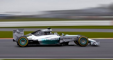 The Mercedes Formula 1 Contest has found its winners!