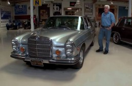 VIDEO: Jay Leno takes his 1972 Mercedes-Benz 300 SEL 6.3 for a ride
