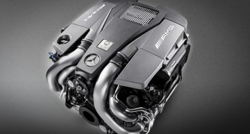 Mercedes-AMG 5.5-litre V8 engine to disappear in 2016