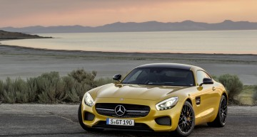 US pricing for the Mercedes-AMG GT S officially revealed