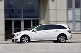 Mercedes-Benz R-Class to be built in Indiana by AM General