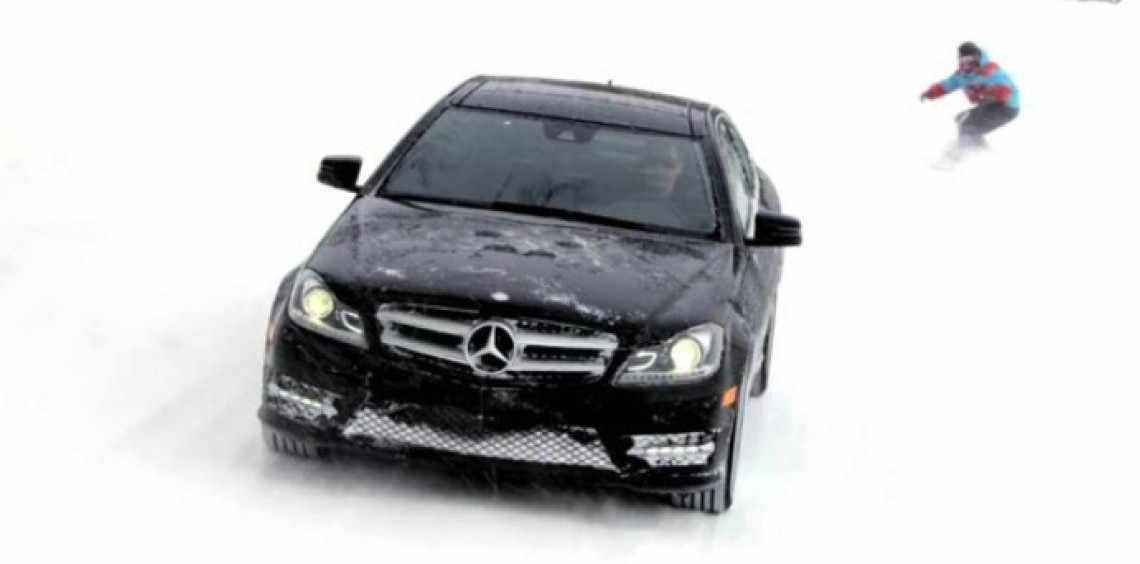 4Matic Snowboard – Just don't push your luck!