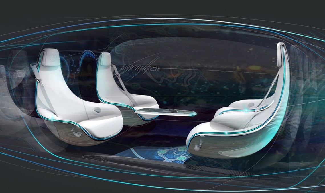 LIVE: Watch the Mercedes-Benz press conference at CES 2015