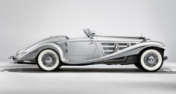 TOP 7 most beautiful Mercedes-Benz models ever built