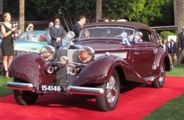 1937 Mercedes-Benz, Best in Show