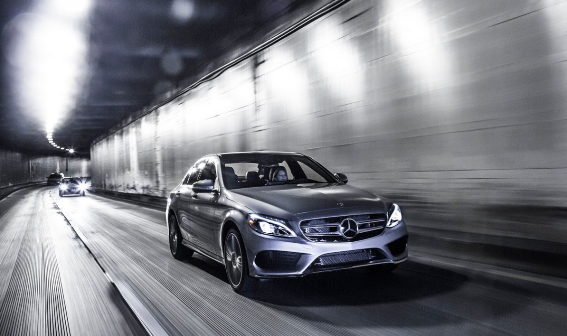 The new Mercedes-Benz C-Class – so good, nitpicking may occur